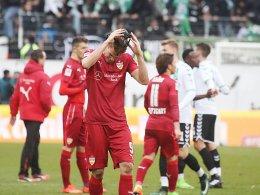 VfB-Patzer - Terodde: