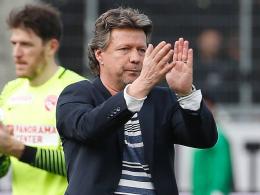 Trainer Saibene übernimmt in Bielefeld