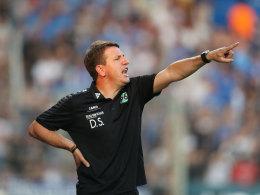 Stendel geht bei Hannover 96 als Gewinner