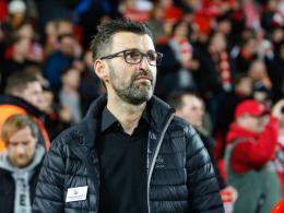 Köllner hadert mit Schiedsrichter-Verletzung