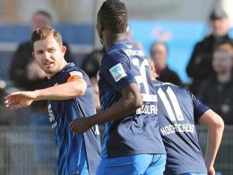 Braunschweig erzielt ein halbes Dutzend Tore