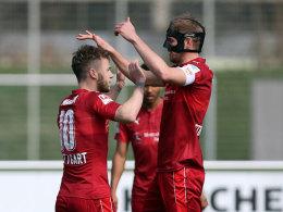 Maxim beschert dem VfB mühsamen Testspielsieg