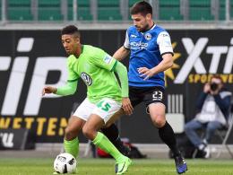 Auch Bielefelds Routinier Dick wittert neue Chance