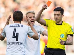Zwei Spiele Sperre für Roßbach