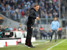 VfB-Coach Wolf: