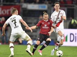 St. Paulis Endspielserie mit Stabilisator Flum für Nehrig