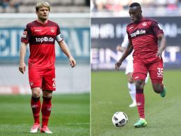 FCK geht mit Halfar und Osawe in den Endspurt