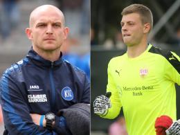 Trainer Meister bleibt, Uphoff und Hofmann kommen