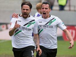 Harnik freut sich auf den VfB: