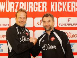 Pieckenhagen unterstützt Hollerbach-Team im Endspurt
