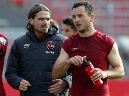 Club verabschiedet Bulthuis, Hovland und Rakovsky