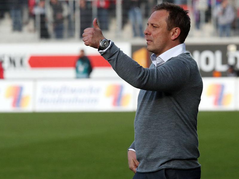 Hannover zieht mit Stuttgart gleich