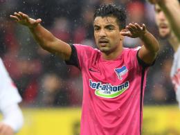 St. Pauli angelt sich Allagui von Hertha BSC