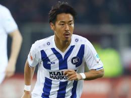 Yamada sagt Karlsruhe Sayonara