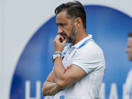 1860-Coach Pereira fordert Kampf und klaren Kopf