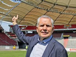 VfB-Boss Dietrich: