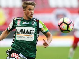 Dynamo hat Möschl im Visier - Röser kommt