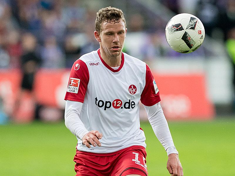 Dreijahresvertrag : Bundesliga-Absteiger Ingolstadt verpflichtet Gaus vom FCK