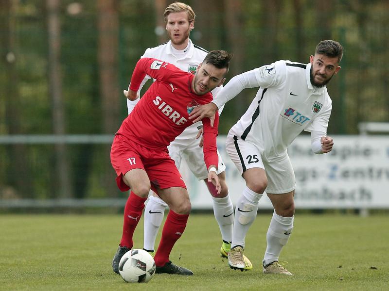 Fußball: Jahn Regensburg leiht Stolze von VfL Wolfsburg aus