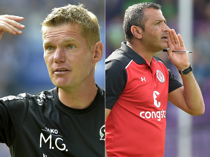 Gellhaus neuer Co-Trainer, Ramdane geht