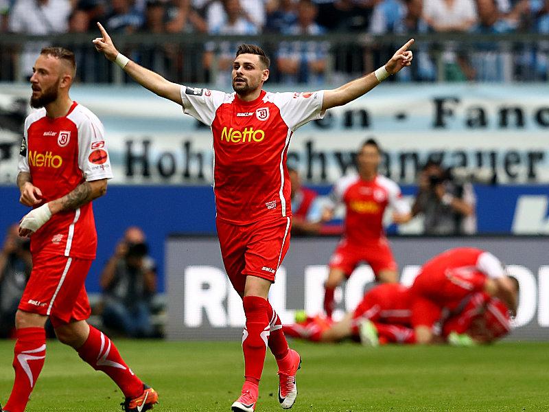 Jahn Regensburg verlängert Vertrag mit Hofrath