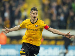Persönliches Gespräch: Kutschke verlässt Dynamo!