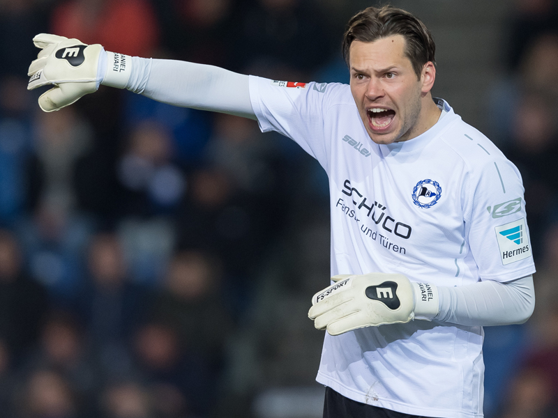 Bundesliga: 2. Liga MSV verpflichtet Keeper Davari