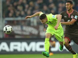 Eintracht lotst Becker nach Braunschweig