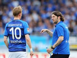 Rosenthal: Gute Gespräche mit Darmstadt