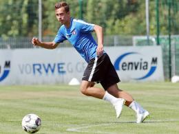 Pronichev trifft zum 1:0-Sieg gegen Jena
