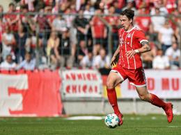 Fan-Verdruss bei Bayern: Fein nun ein Regensburger