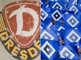 Dynamo Dresden: Ein Bett für HSV-Fans