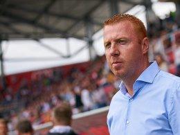 Walpurgis wird neuer Trainer von Dynamo Dresden