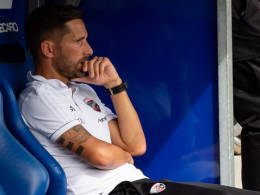 Nach 0:6-Debakel: Leitl bleibt FCI-Trainer