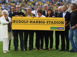 Dresden spielt wieder im Rudolf-Harbig-Stadion