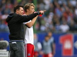 Andeutungen von HSV-Coach Titz: Startet Arp erstmals?