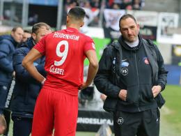 Wieder 5:0 gegen Bochum? Schmidt kann es ausschließen