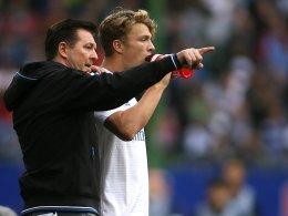 HSV-Coach Titz: Insta-Zoff und Angst vor neuer Häme