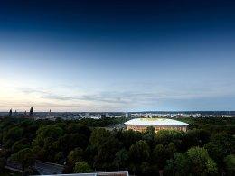 Dresden stellt die Weichen für die Zukunft