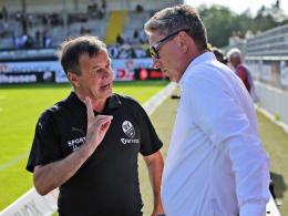 Trainersuche: Sandhausen erwartet