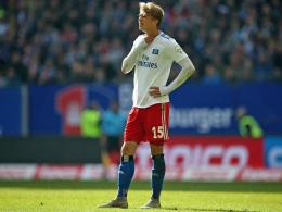 Außenband-Verletzung: HSV bangt um Arp
