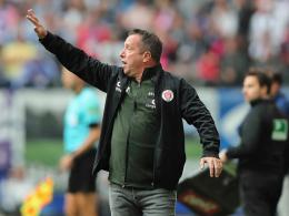 St. Paulis Coach Kauczinski: