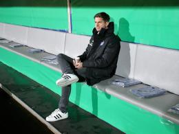 Kontrollausschuss ermittelt - HSV-Sportchef Becker