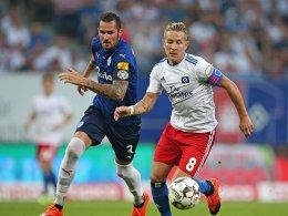 Ansetzungen: St. Pauli empfängt Union am Montag