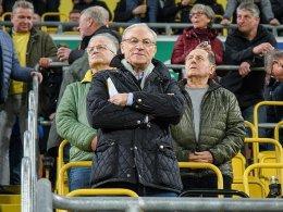 Geyer nicht mehr Ehrenspielführer bei Dynamo Dresden