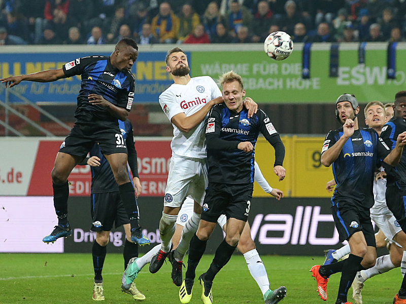Eight-goal thriller in Paderborn - Zero number in the basement