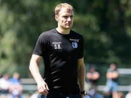 FCM stellt Chefcoach am Mittwoch vor - Bankert bleibt Co