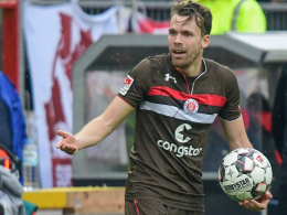 St. Pauli: Sorgen um Buchtmann