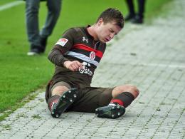 Hinrundenaus für St. Paulis Neudecker