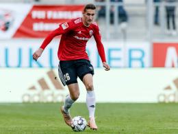 Neumann fehlt gegen den HSV gesperrt